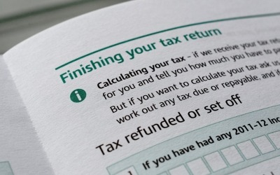 Record number of tax returns submitted on time