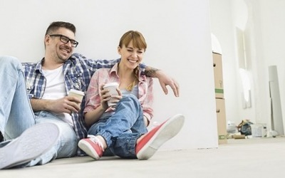 Home ownership falls for middle-income young adults