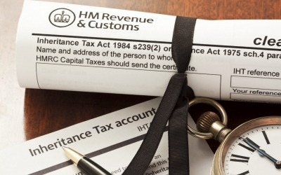 Chancellor calls for IHT review