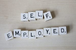 Self employed words